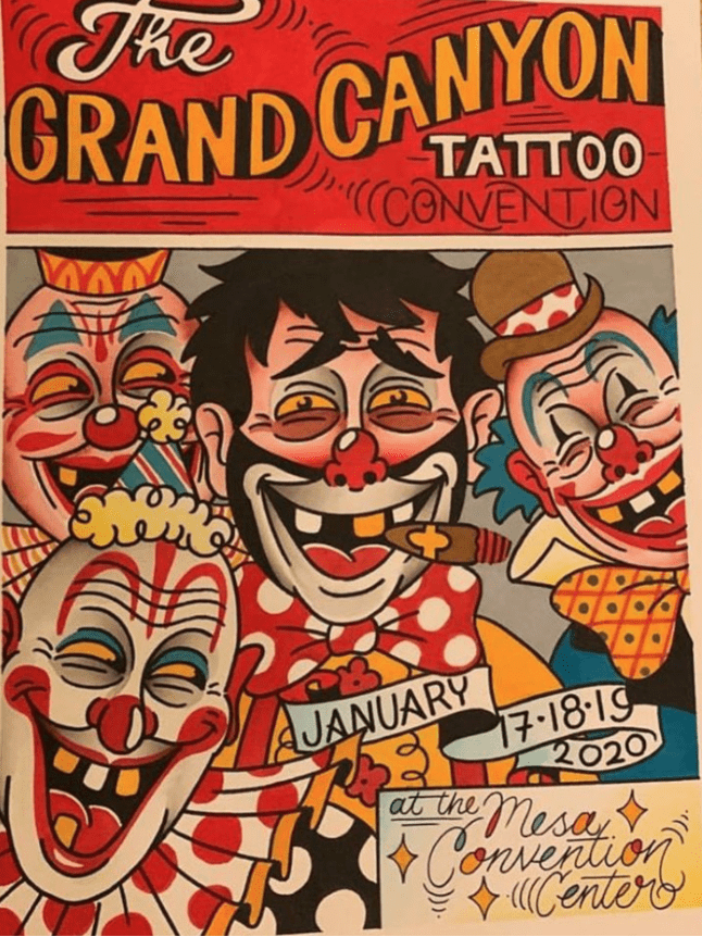 Grand Canyon Tattoo Convention