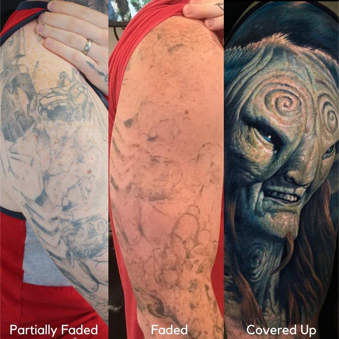 Pans Labyrinth tattoo